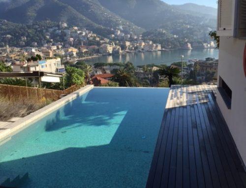 Realizzazione impianto idrico e gas – Rapallo